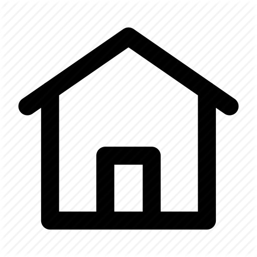 Home, Homepage, House, Welcome Icon