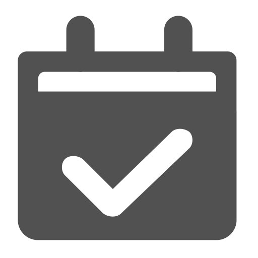 Clock Attendance Icon With Png And Vector Format For Free