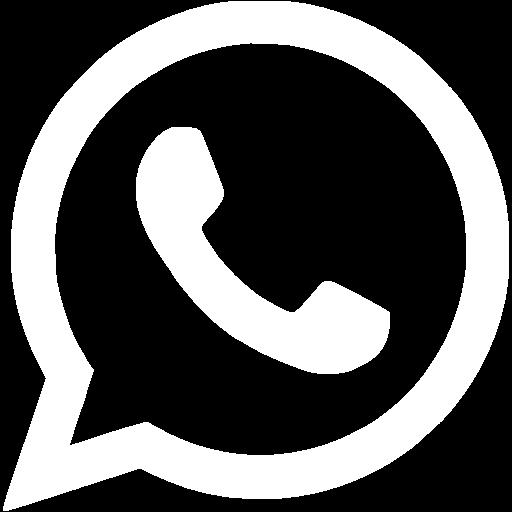 White Whatsapp Icon