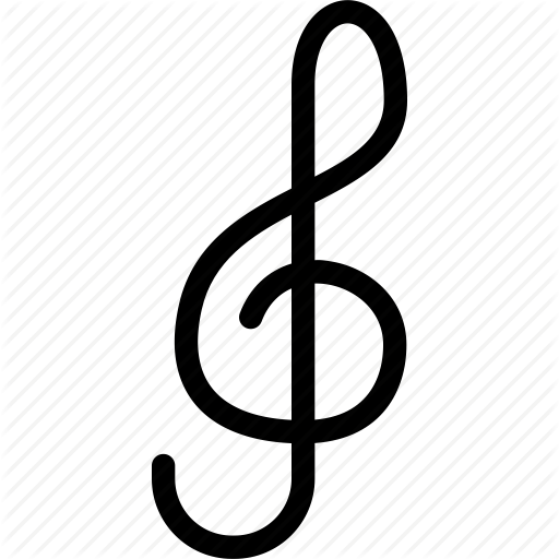 Clef Note Png Icon