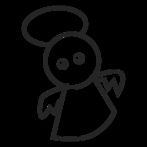 Cute Angel Icon