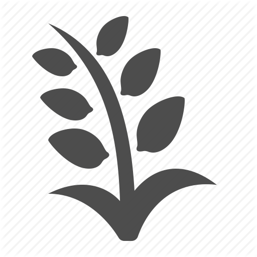 Agriculture, Business, Ecology, Grain, Investment, Plant, Wheat Icon