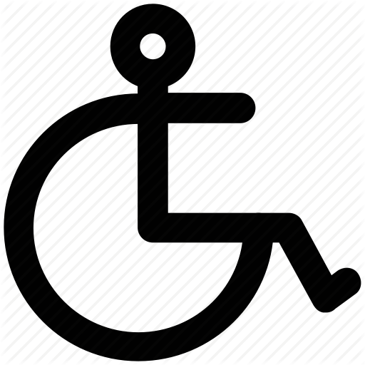 Wheelchair Icon Png