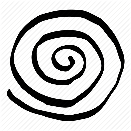 Doodles, Draw, Hand Drawn, Pattern, Scribble, Spiral, Whirlpool Icon