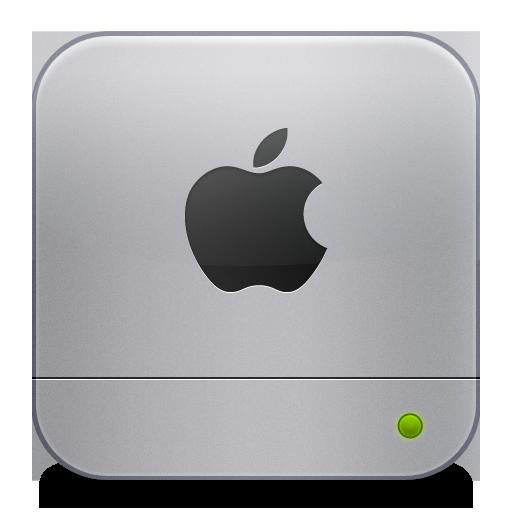 Apple Icon Unibody Hd Flurry Style Iconset Komfort Zone