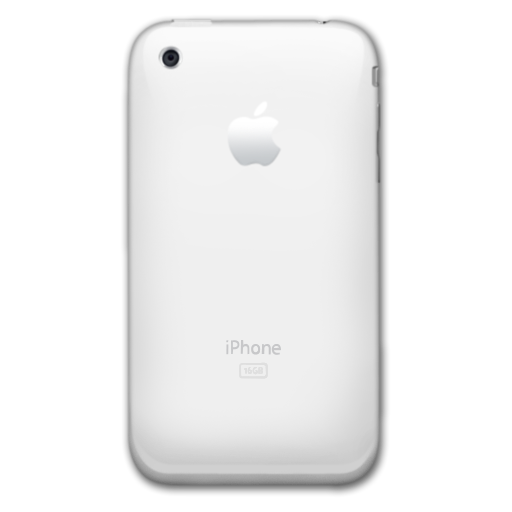 Mobile Phone, White, Cell Phone, Smartphone, Iphone Icon