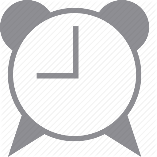 Alarm, Alarm Clock, Alert, Clock, Time, Timer, Wait, Watch Icon