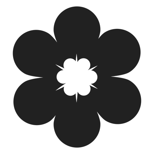 White Flower Icon at GetDrawings com | Free White Flower