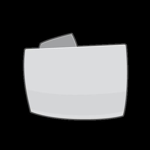 Folder Icon Stark Iconset