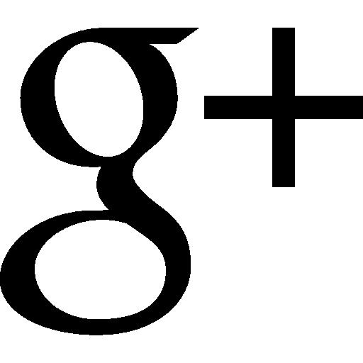 Google Plus Symbol Icons Free Download