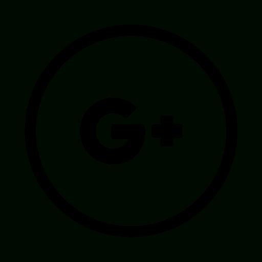 Good Asset, Black, Google, Google Plus, Line, Social Icon This