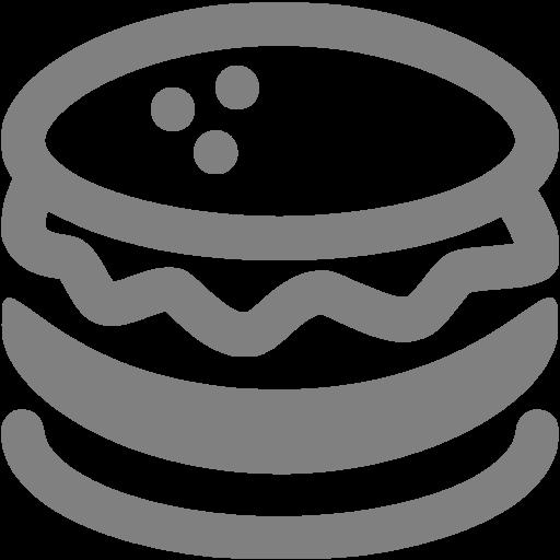 Gray Hamburger Icon