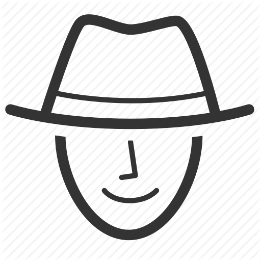 White Hat Icon