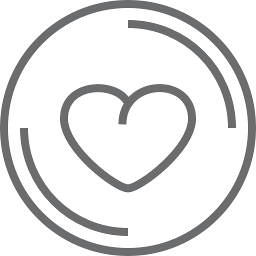 Button, Circle, Heart Icon Free Of Outline Icons
