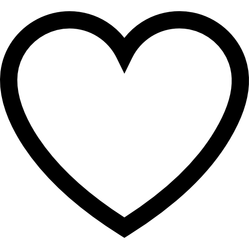 E Commerce Like Heart Icons Free Download