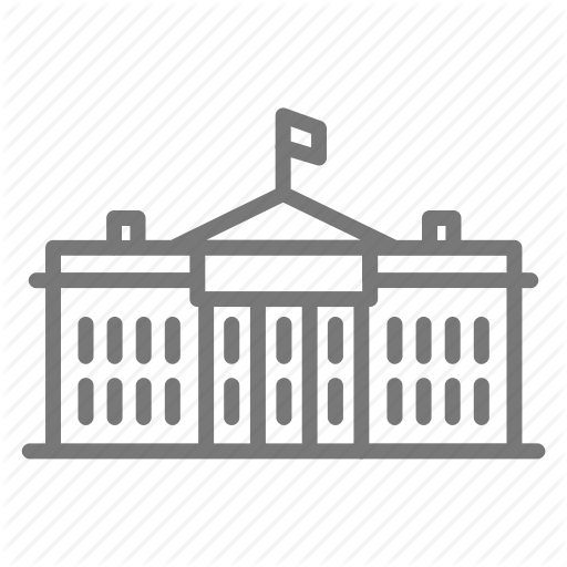 Dc, Pennsylvania, Residence, Washington, White House Icon