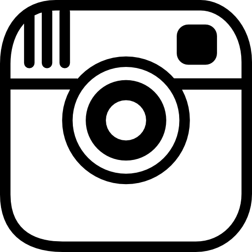 Instagram Photo Camera Logo Outline Icons Free Download