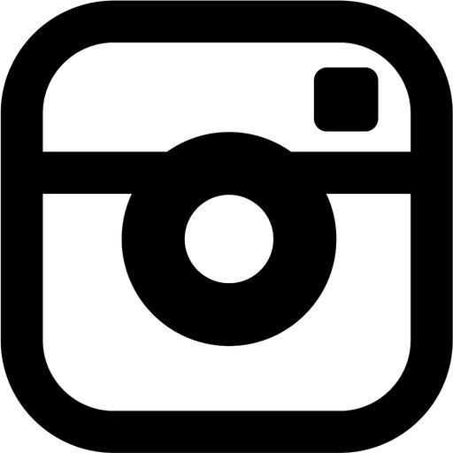 Unique Free Instagram Icon Black Png Download Instagram