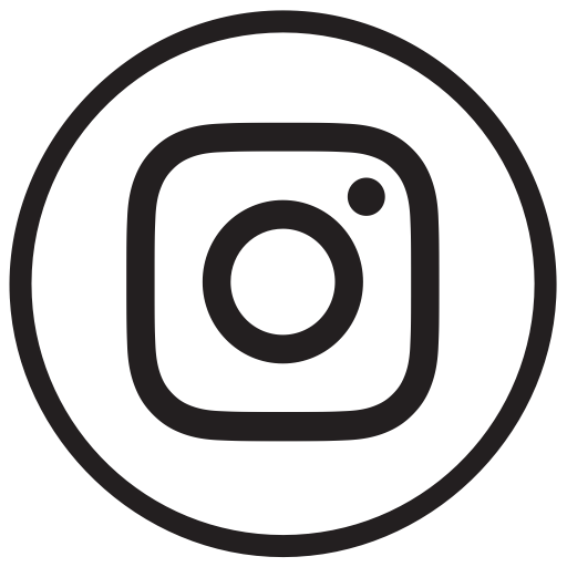 Instagram Round White Logo Png Images
