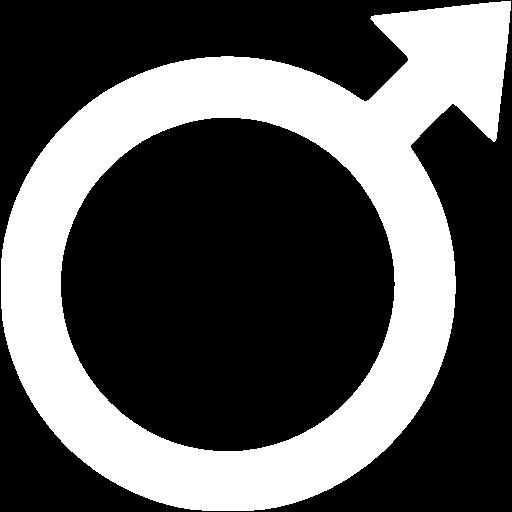 White Male Icon