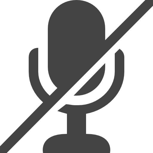 Mute Microphone Icons Free Download