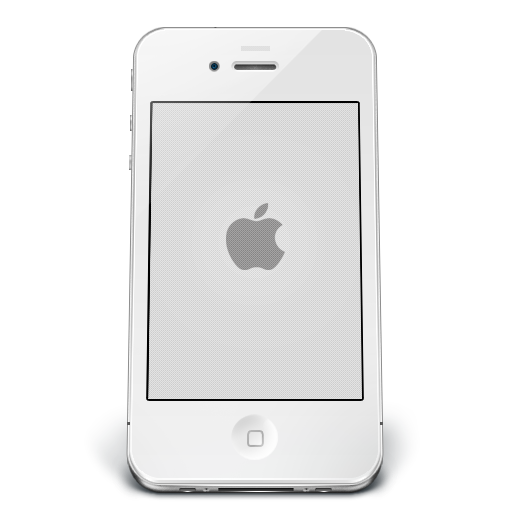 Cellphone Icon White Transparent Png Clipart Free Download