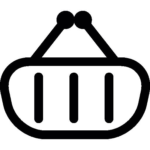 Market Flat Icon