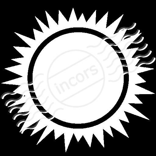 Iconexperience M Collection Sun Icon