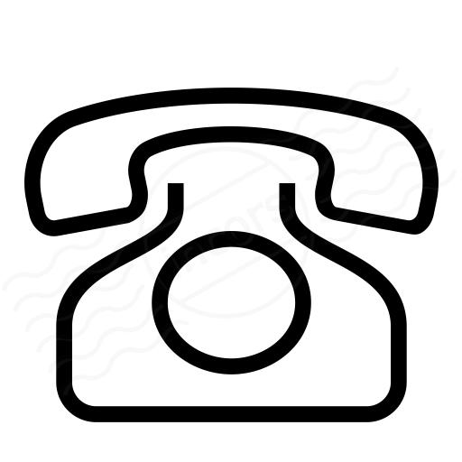 Iconexperience I Collection Telephone Icon