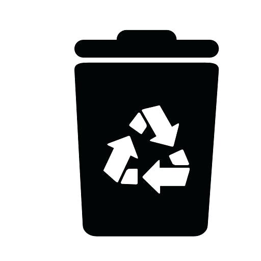 Trash Can Logo Trash Can Logo Trash Can Trash Waste Recycling