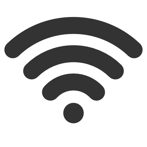Wifi Icon Black Png Image