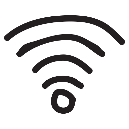 Internet, Network, Connection, Signal, Wifi, Wireless, Router Icon