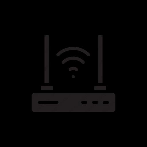Download Signal,wireless,internet,communication,transmitter Icon