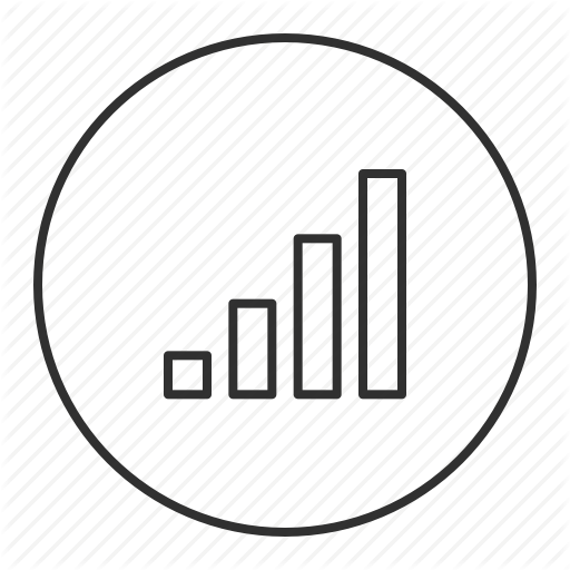 Grey, Round, Signal, Transparent, Wifi Icon