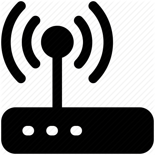 Modem, Router, Signal, Wifi Modem, Wifi Router Icon Icon