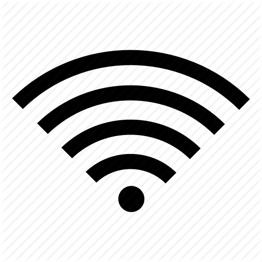 Connection, High, Signal, Strength, Technology, Wifi Icon