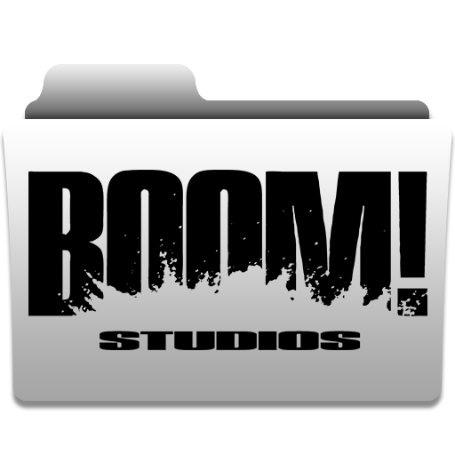 Boom, Studios, Folder Icon Free Of Comic Publisher Folder Icons