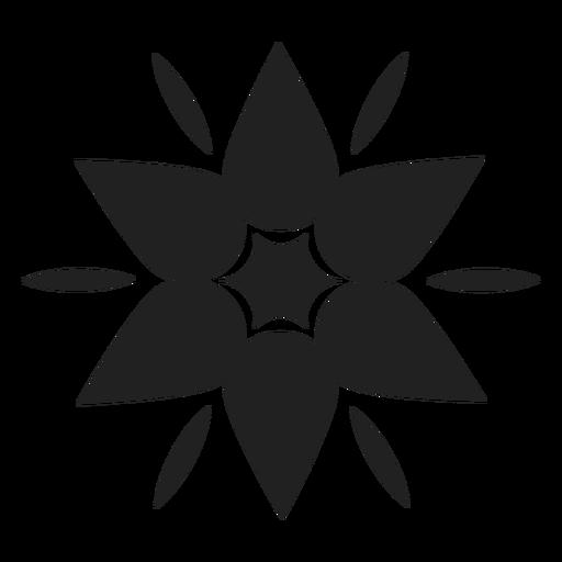 Mountain Flower Icon
