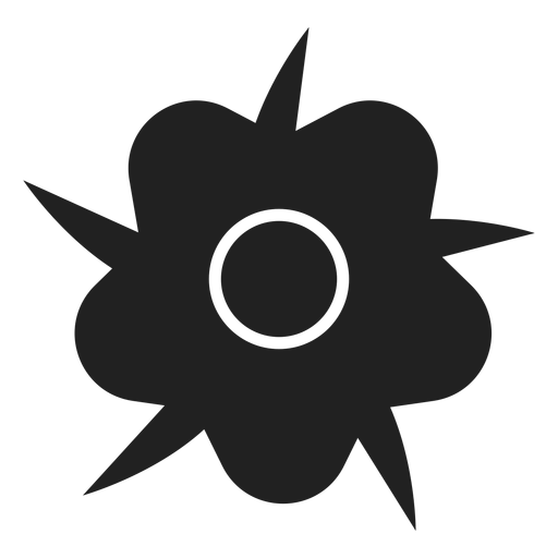 Simple Wildflower Icon