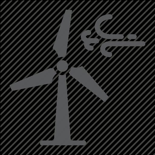 Eco, Ecology, Electricity, Energy, Turbine, Wind, Windmill Icon