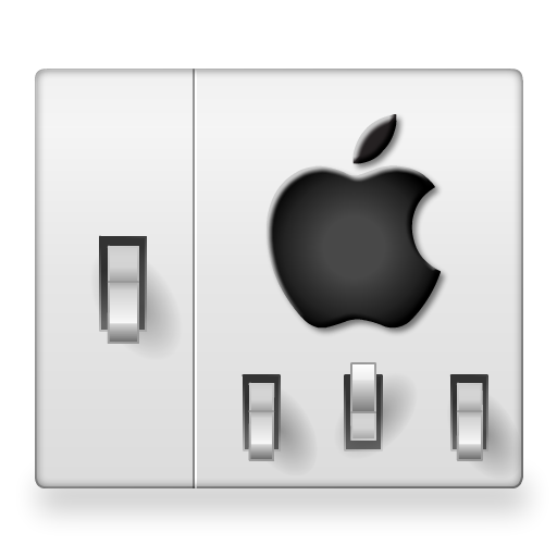 Control Panel Mac Icon