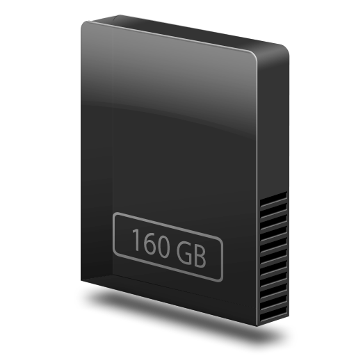 Drive, Slim, Internal, Icon Free Of Bundle Icons