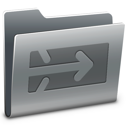 Terminal, Folder Icon