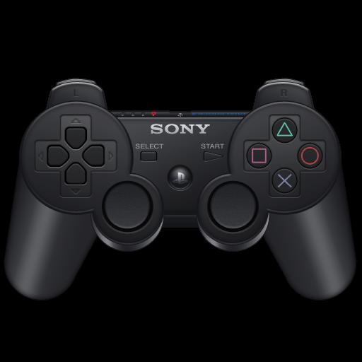 Sixaxis Icon Playstation Iconset Nendomatt
