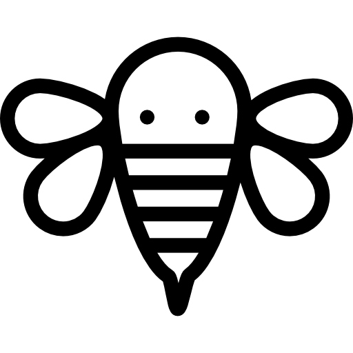 Bee Icons Pack Free