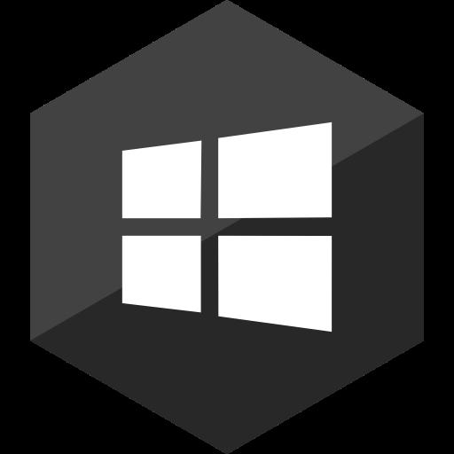 Social Media Window Icon