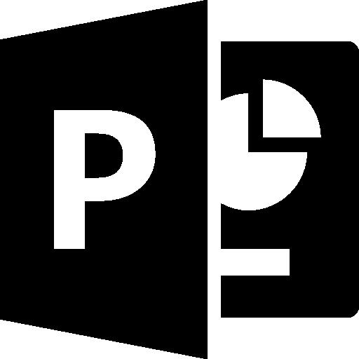 Logos Powerpoint Icon Windows Iconset Logo Image