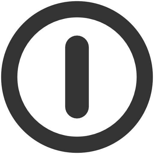 Windows 10 Shutdown Icon