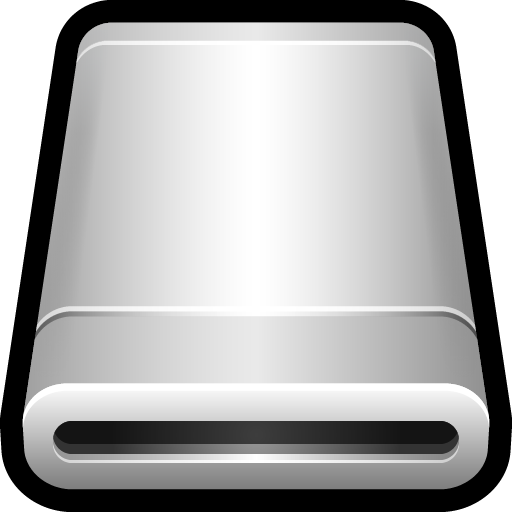 Device External Drive Removable Icon Hard Drive Iconset Hopstarter