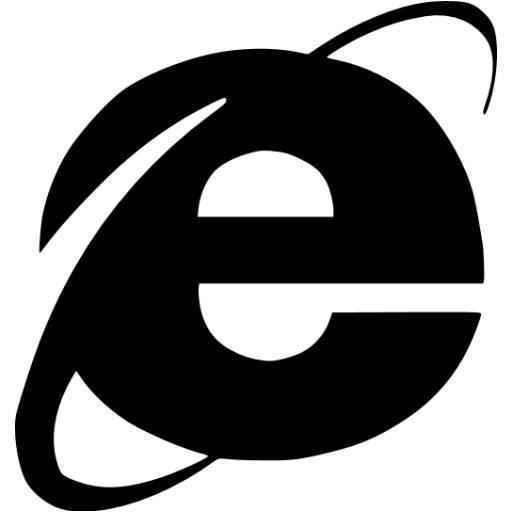 Windows 7 Internet Explorer Icon